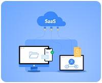 SaaS company from New York, USA